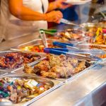 marketing quán buffet
